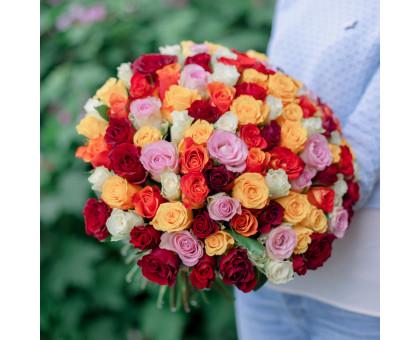 Букет из 101 розы из Кении A-Class