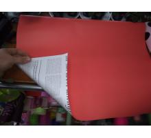 Бумага глянцевая красная двухсторонняя