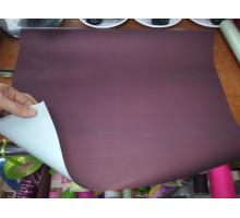 Бумага глянцевая двухсторонняя бордо