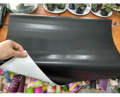 Бумага глянцевая двухсторонняя черный