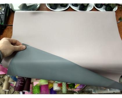 Бумага глянцевая двухсторонняя бело-розовая