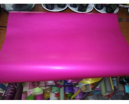 Бумага глянцевая розовая