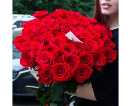 Красная роза Роза Red Naomi